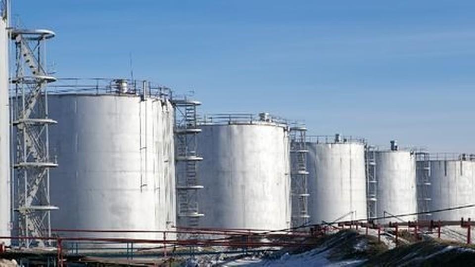 Нефтебазу в Красноярске закроют уже в этом году. Фото: пресс-служба ЗС.