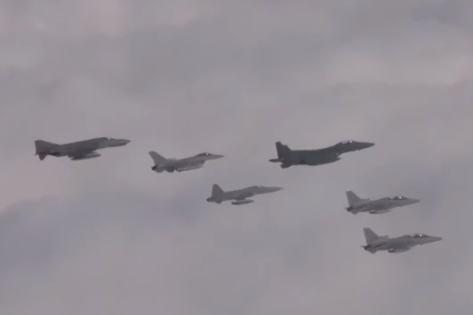 Токио выразил протест России и Сеулу из-за инцидента с самолетами
