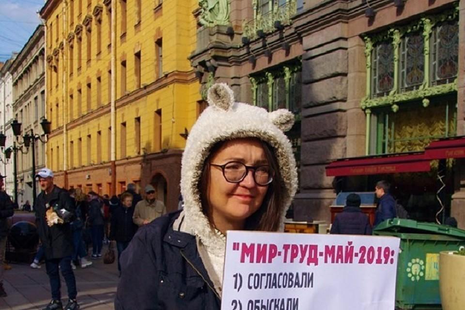 В Петербурге пройдет акция памяти убитой активистки Елены Григорьевой