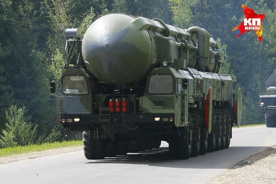 Ракетные войска стратегического назначения провели пуск межконтинентальной ракеты с полигона Капустин Яр
