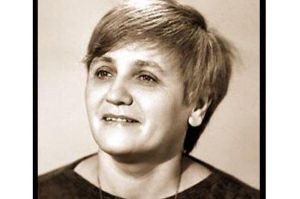 Умерла заслуженная артистка России Татьяна Анофриева