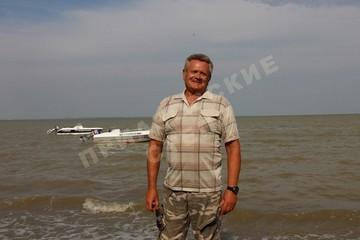 Ветеран ВМФ спас в Ейске тонущего мужчину