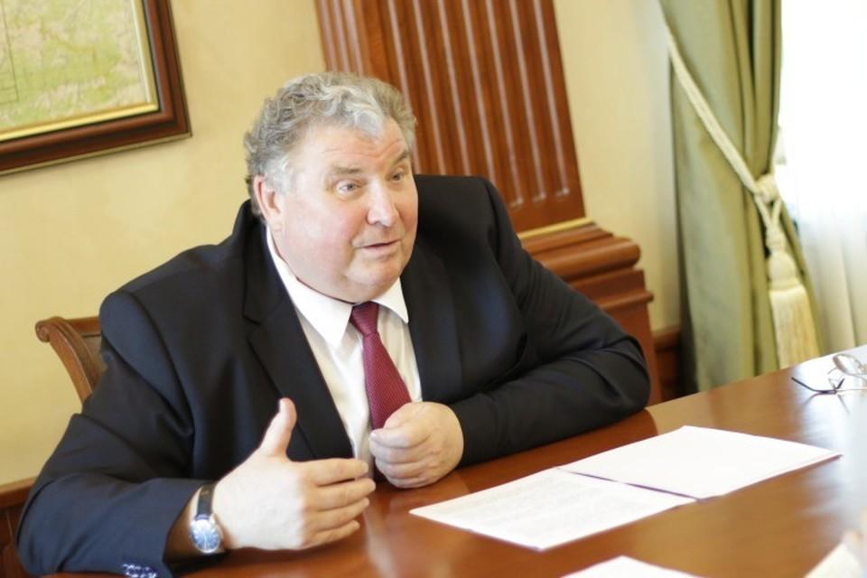 Разговор с Главой Мордовии начался с темы жилищного строительства.