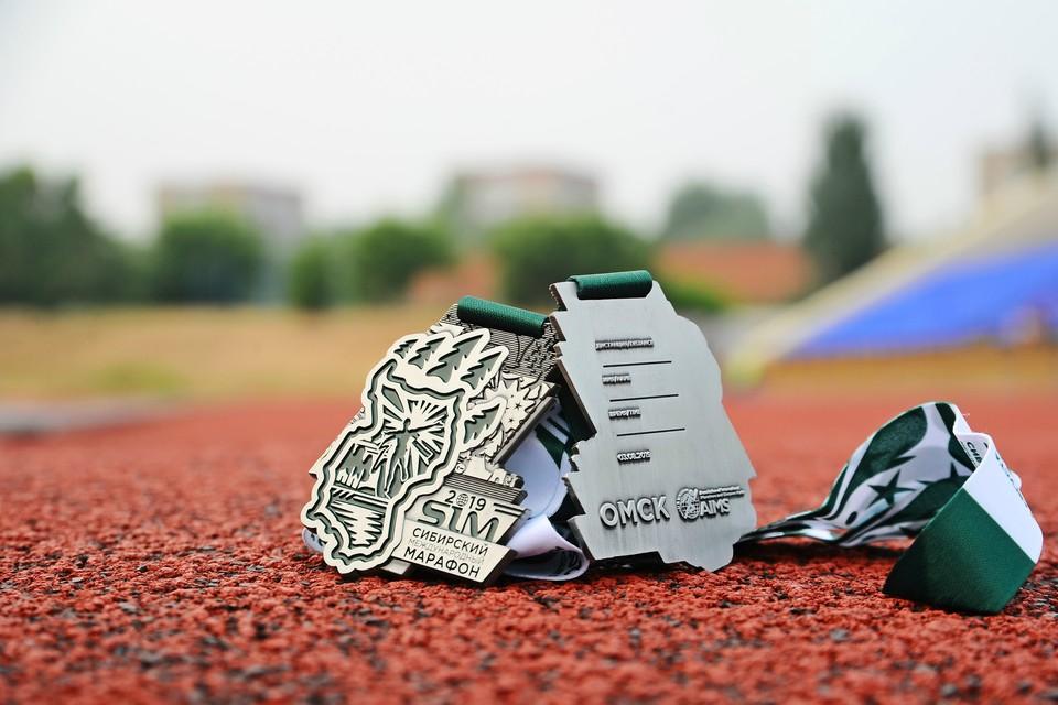 Фото: пресс-служба Сибирского международного марафона