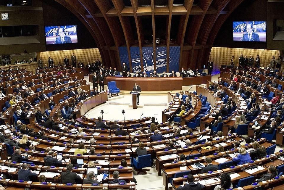 Украинский постпред рассказал о попытке сорвать возвращение России в ПАСЕ