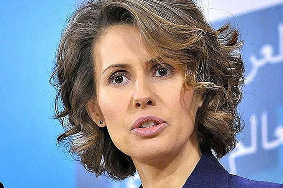 Супруга Асада сообщила, что поборола онкологию