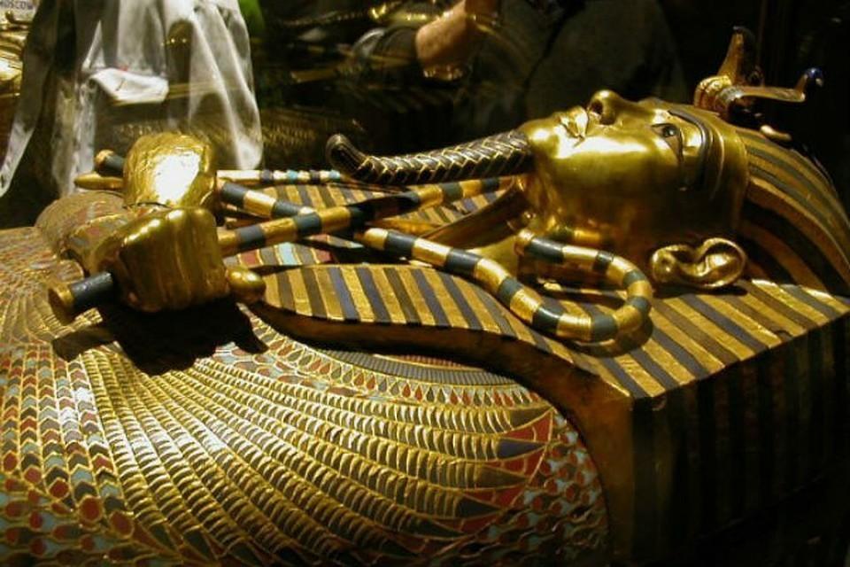 В Египте началась реставрация саркофага Тутанхамона