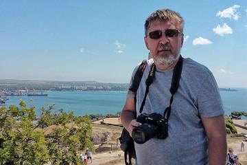 Путешествие по курортному Крыму. Керчь: под горою Митридат обгорелый и поддат