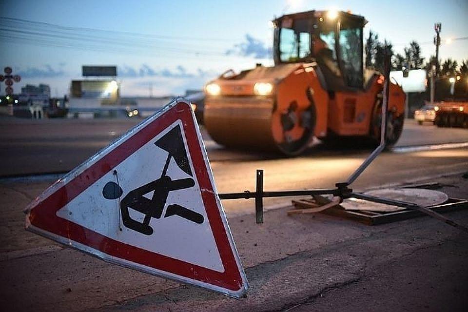 План дорожного нацпроекта в Томске выполнен на 81%