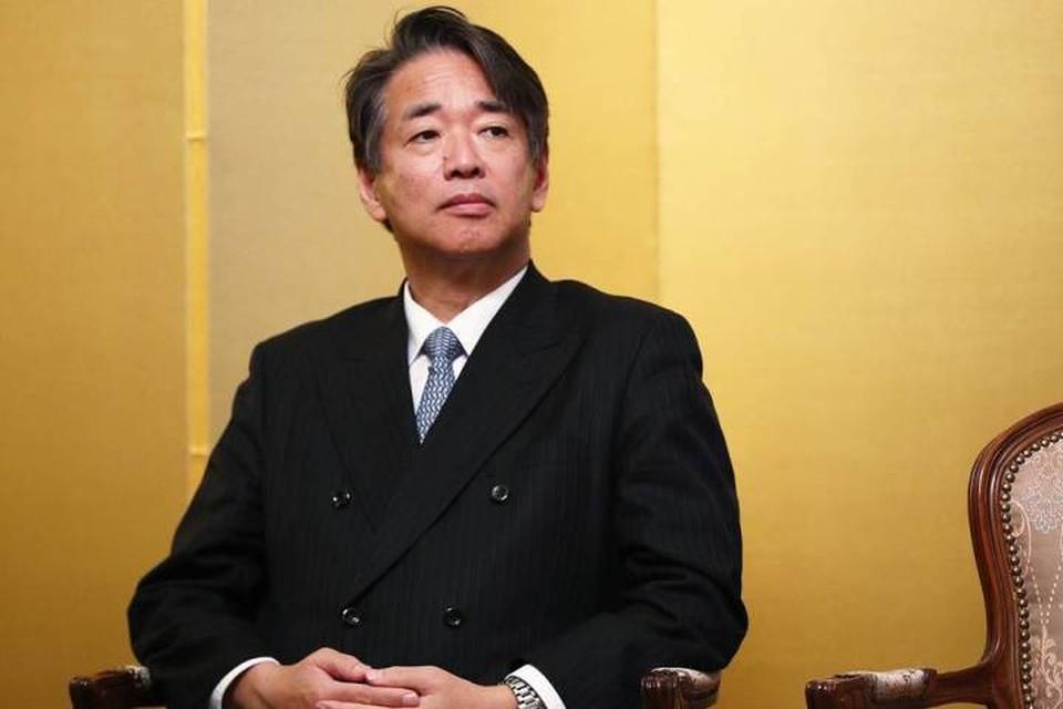 Посол Японии в России Тоёхиса Кодзуки. Фото: Михаил Терещенко/ТАСС