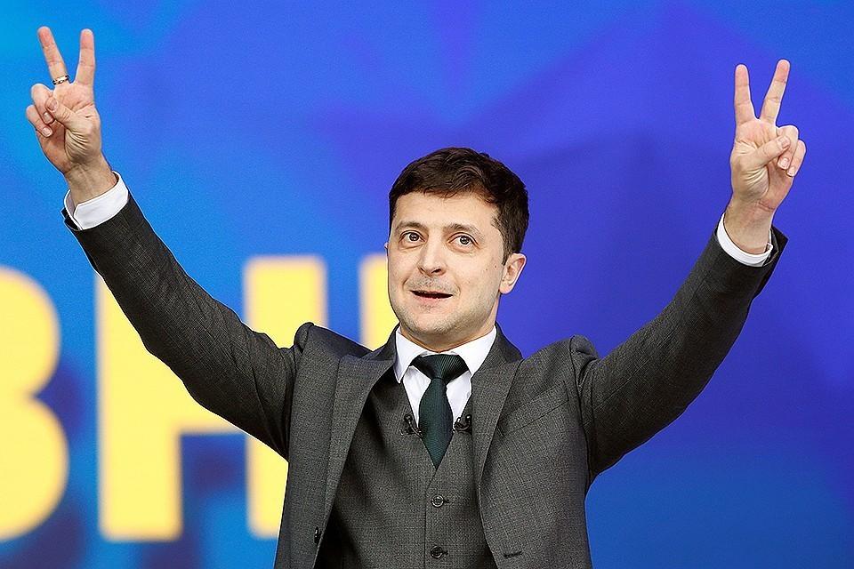 Зеленский заявил, что провел сегодня телефонные переговоры с Владимиром Путиным по поводу обострения ситуации на Донбассt
