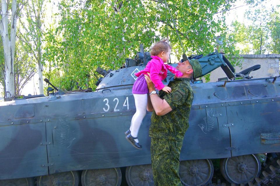 Важно то, каким своего отца запомнит ребенок.