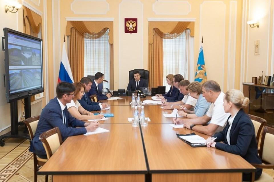 Псковские журналисты выделили ключевые темы недели - с 5 по 11 августа 2019 года. И особое место в этих новостях занял губернатор.