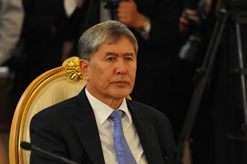 Экс-президенту Киргизии предъявлено обвинение в убийстве