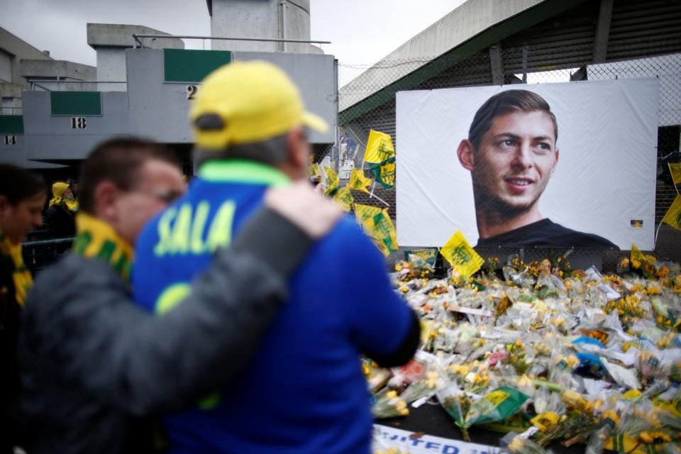 7 февраля 2019 года Сала был признан погибшим