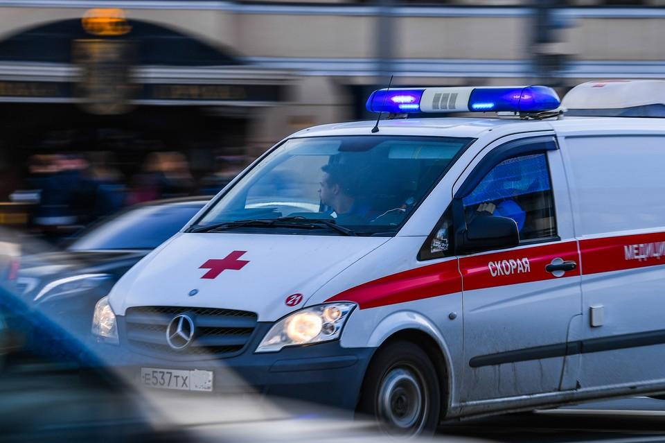 Мальчик скончался в машине скорой помощи