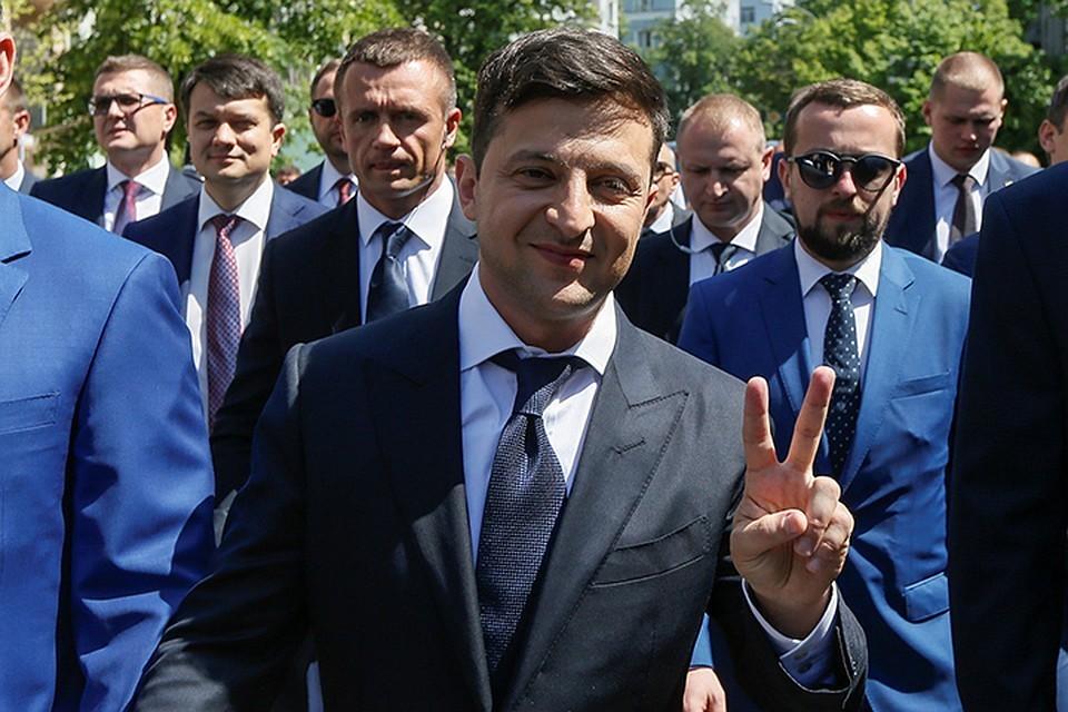 Зеленский заявил, что Крым «вернется» в состав Украины