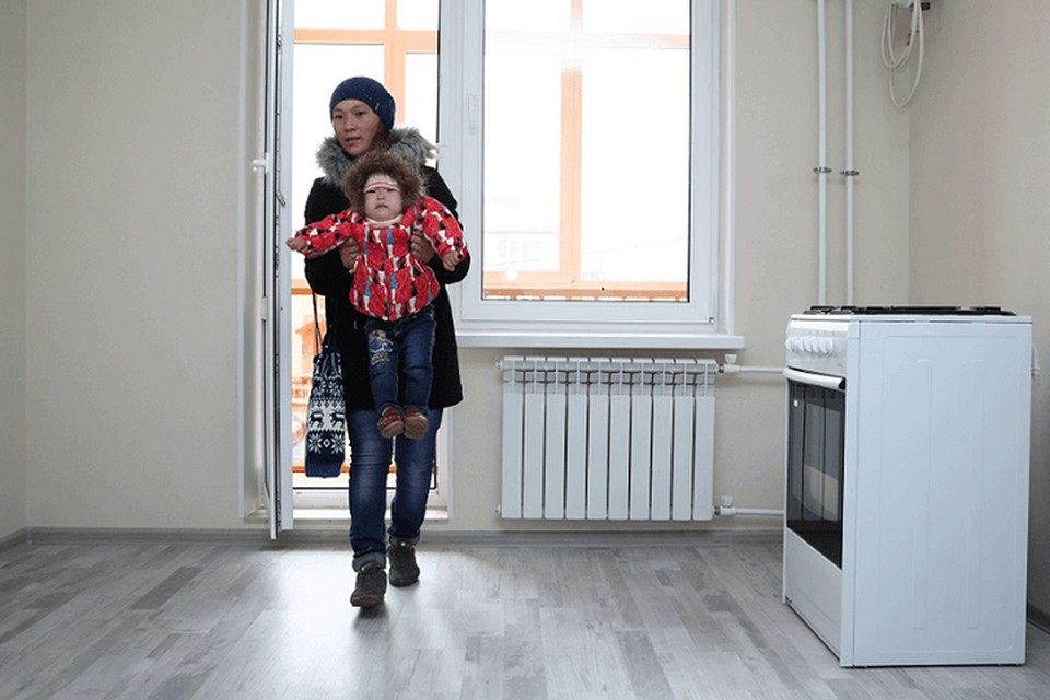 На Ямале список молодых семей на получение жилищной субсидии расширился Фото: yanao.ru