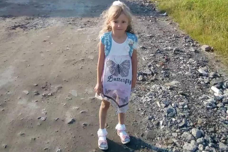Следы пропавшей 5-летней Зарины Авгоновой постоянно находят в лесу