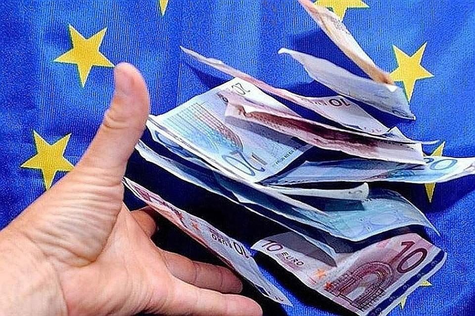 Литва должна внести в бюджет ЕС дополнительно 114 млн. евро. Фото: с сайта rus.err.ee