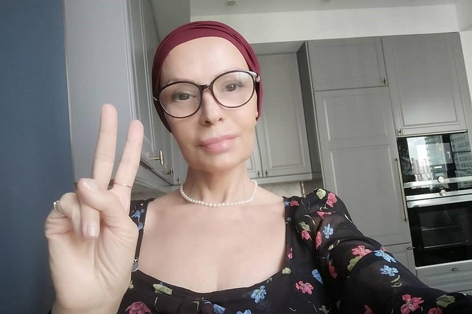 Светлана не сдавалась ни на минуту в борьбе с раком. Фото: Личный архив героя публикации
