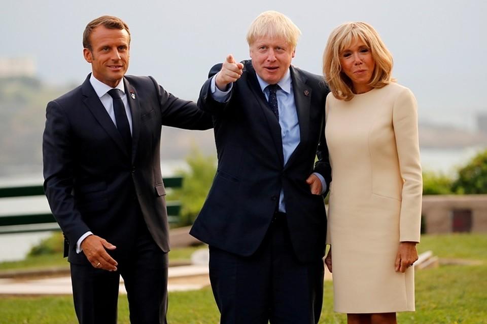Во Франции официально открылся саммит G7