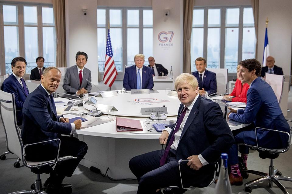 Политикам так и не удалось решить — приглашать ли Россию в следующем году на саммит или нет