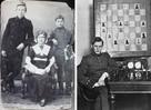 В Рязани найдено неизвестное фото шахматного чемпиона?