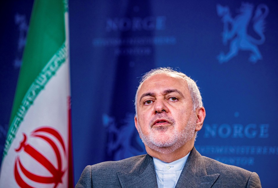 Министр иностранных дел Ирана Джавад Зариф