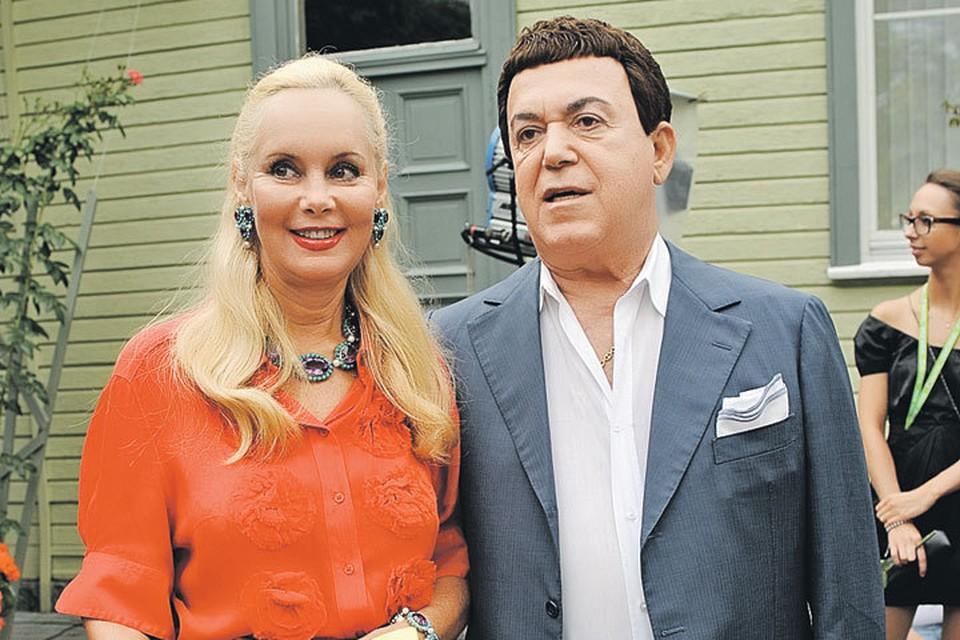 Иосиф Кобзон прожил вместе со своей женой Нелей 47 лет. Фото: Семейный архив