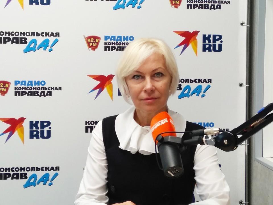 директор Территориального фонда обязательного медицинского страхования Нижегородской области Светлана Малышева