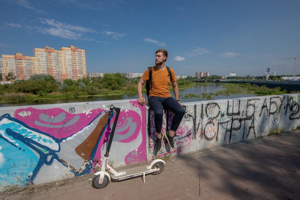 Электросамокат в Челябинске: стоит ли покупать?