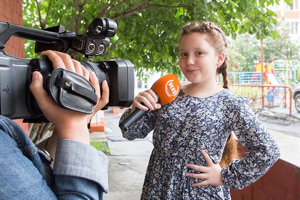 Телерадиоакадемия «Комсомолки» объявляет первый набор для школьников.