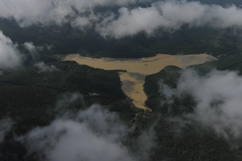 На Приморский край надвигается новый тайфун