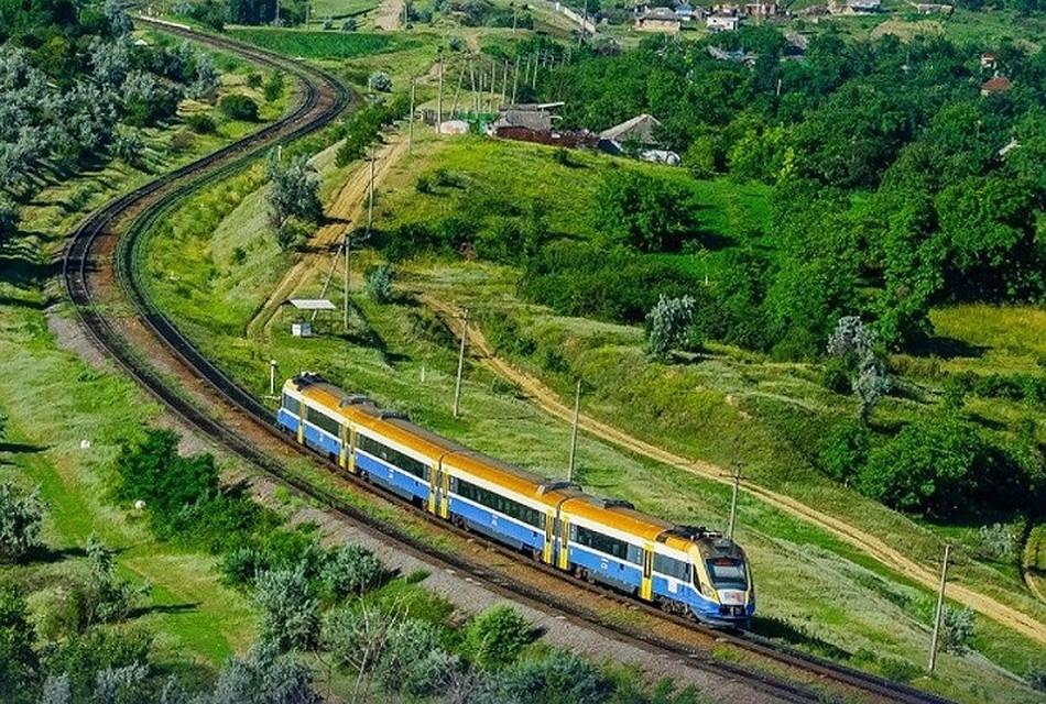 В Молдове появился винный поезд