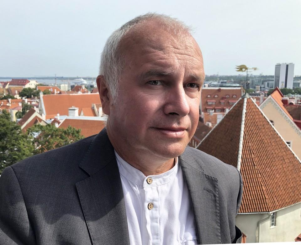 Августовский гость клуба «Импрессум» - немецкий политолог, публицист и писатель Александр Рар.