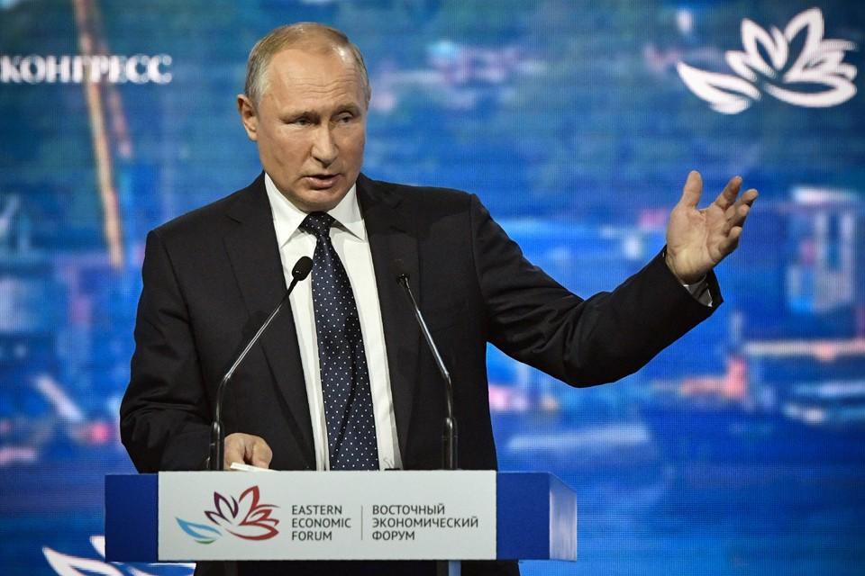 В этом году Путин подарил как минимум две громкие новости