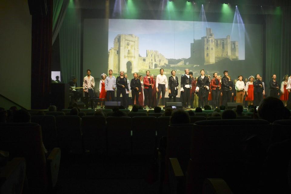 Первое выступление проекта состоялось в Твери. Фото: администрация города Твери.