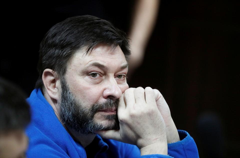 Кирилл Вышинский сначала не хотел участвовать в обмене