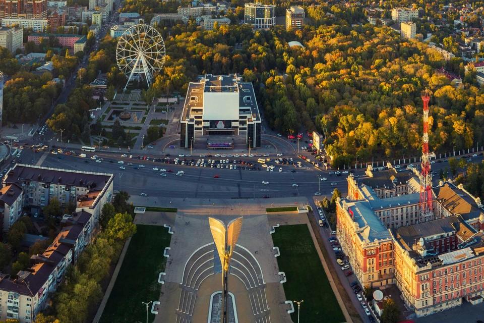 Ростов-на-Дону 14-15 сентября будет отмечать свой 270-летний юбилей. Фото: Денис Демков.