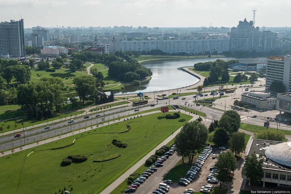 Илья Варламов выпустил два видео о Минске - с критикой и похвалой Фото:varlamov.ru/