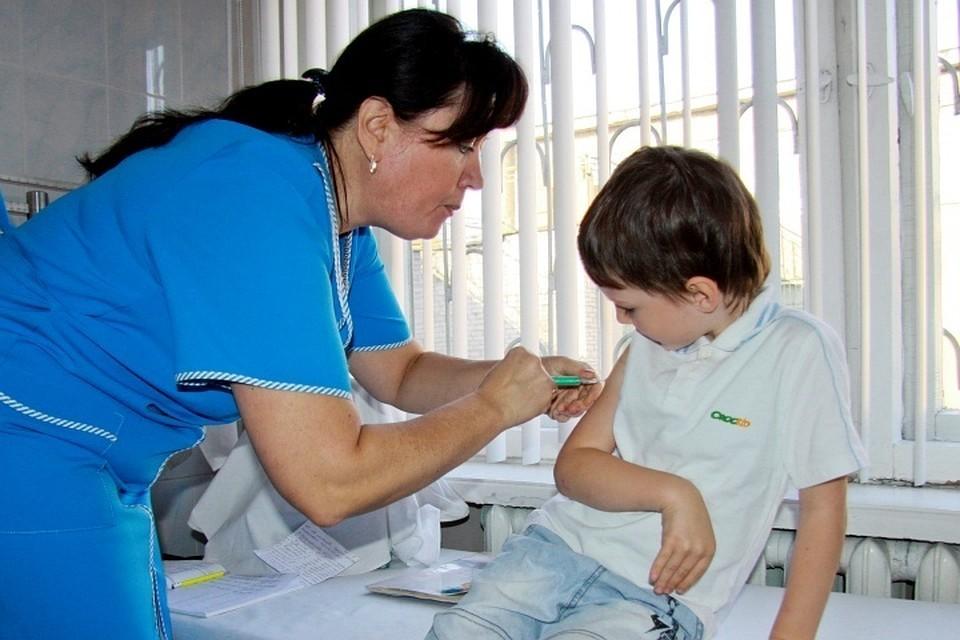 Приглашать на прививки будут по смс