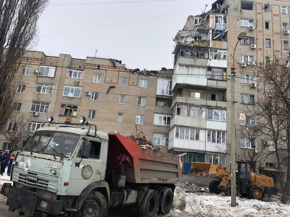 Трагедия в городе Шахты потрясла всю страну. Фото: ГОПАЛО Ольга.