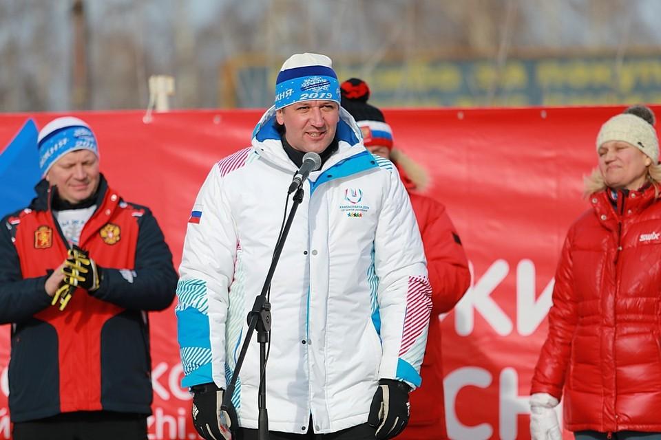 Новым министром спорта Красноярского края станет Павел Ростовцев.