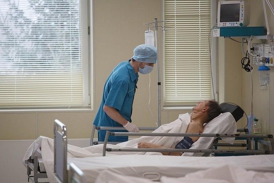 Сердце перестало биться у 56-летнего мужчины с сердечно-сосудистой патологией