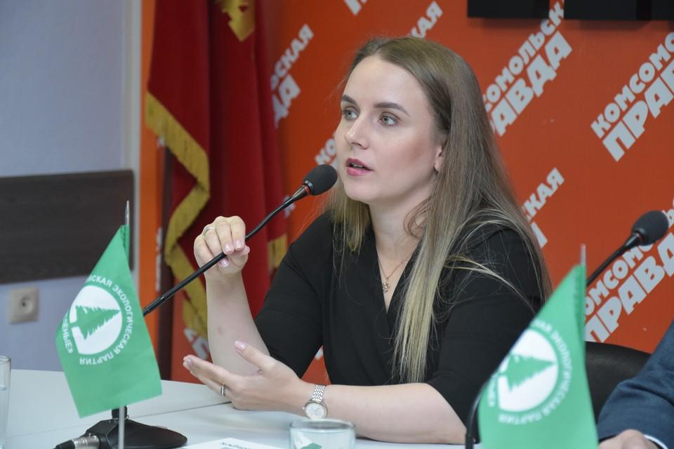 Дарья Украинцева подвела итоги своей предвыборной кампании.