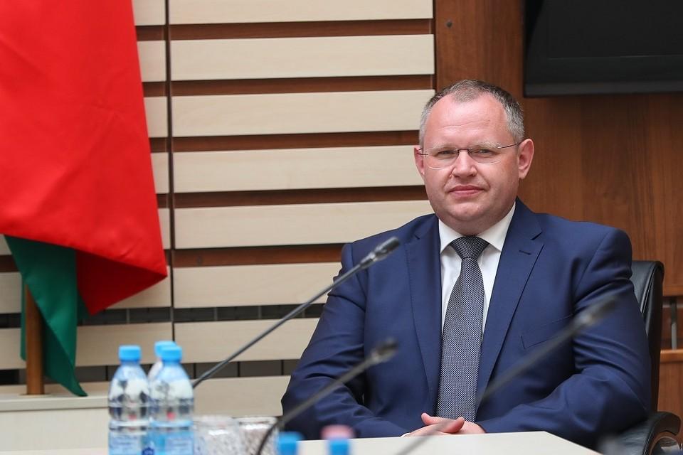 Максим Ермолович надеется, что Беларусь получит компенсацию от российского налогового маневра. Фото: БелТА