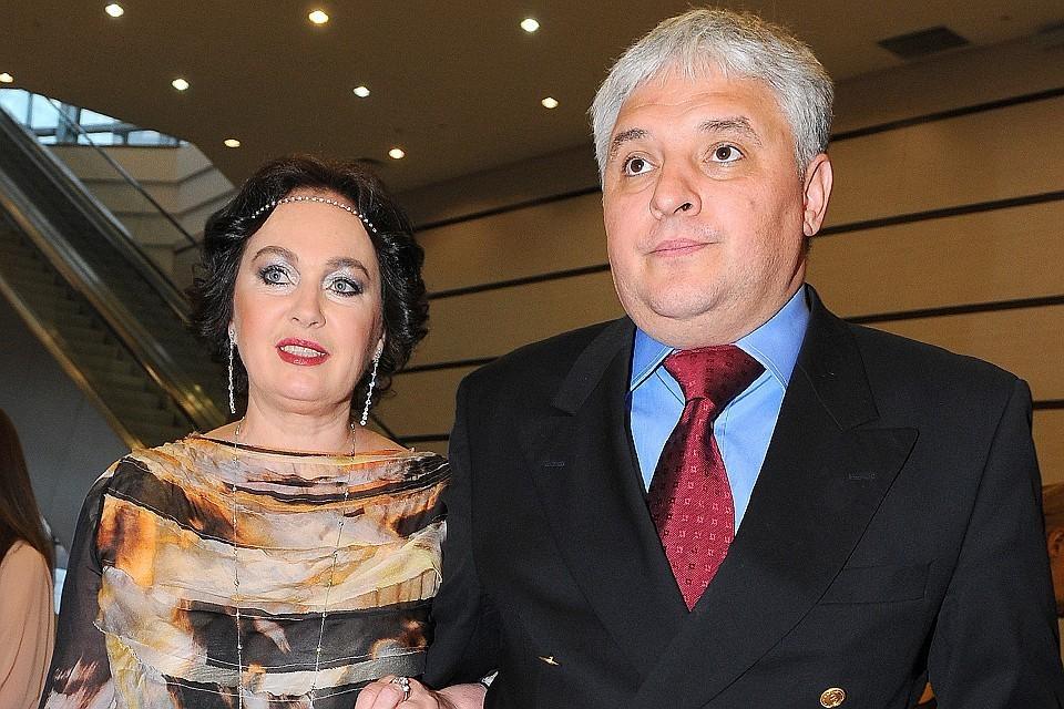 Лариса Гузеева с мужем Игорем Бухаровым порой практикуют «гостевой брак»