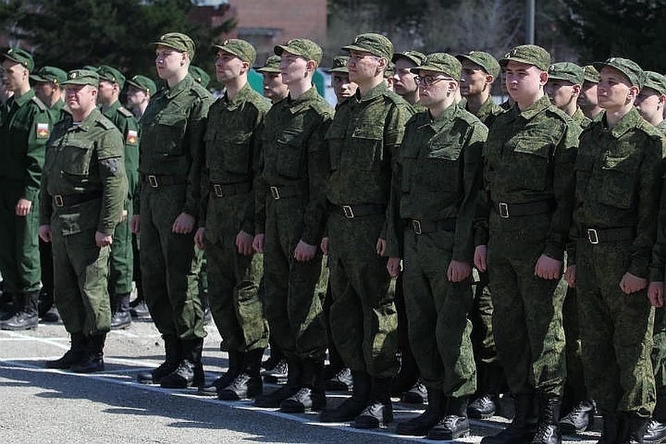 Военкоматы смогут призывать в армию молодых людей без регистрации