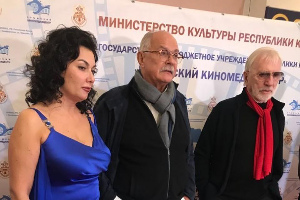 Никита Михалков назвал главную проблему российского кино